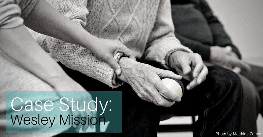 Case Study Wesley Mission Fundraising Recruiting